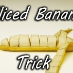 This Trick for Slicing a Banana Is Magical