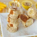 Try This Warm Banana Roll-Ups Recipe for a Super Boost in Energy