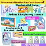 Toxins Lurking in Your Fabric Softener Use These Natural Alternatives