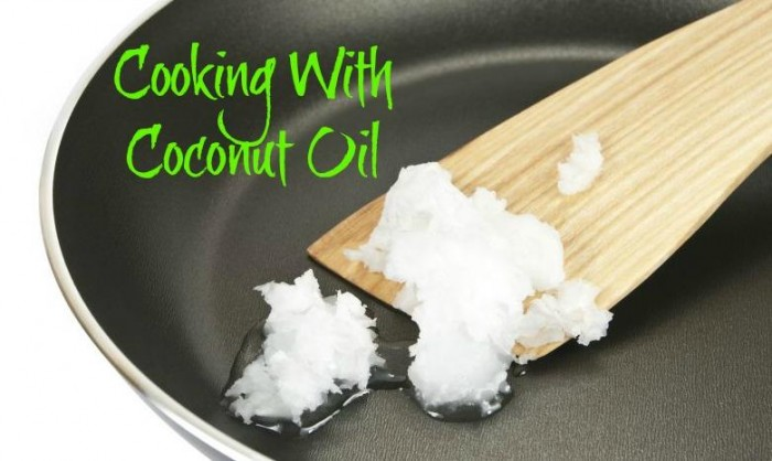 Cooking-with-coconut-oil