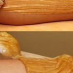 Remove Hair Naturally With This Simple Depilation with Sugar Paste