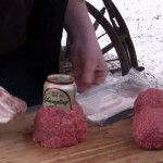 I Thought it Was Strange When He Wrapped His Beer Can In Raw Meat, But When I Tasted it…