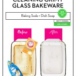 Best Way to Clean Your Grimy Glass Bakeware