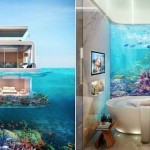 These Floating Houses In Dubai Give You Amazing Views Under The Sea