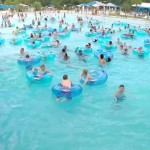 Can You Spot the Kid Drowning in This Public Pool Before the Lifeguard Does?