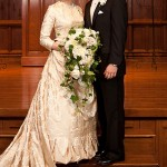 Bride Weds in 127-Year-Old Dress Worn By Her Great-Great-Grandmother