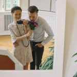 Bride Decides To Be Her Own Wedding Photographer And The Result Is Better Than Most Wedding Photos
