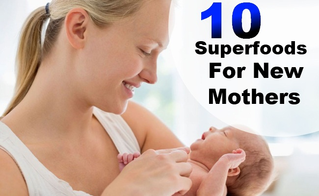 10-Superfoods-For-New-Mother
