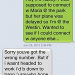 Accidental Text to Stranger Leads to Wedding