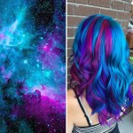 This Galaxy Hair Trend Is Out of This World