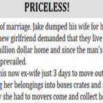 After 37 Years Of Marriage, Husband Dumps His Wife For His Secretary. What She Does When He Demands The Family Home Is Priceless