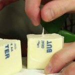 He Placed Toilet Paper In Butter. This Simple Trick Can Save Your Life