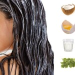 How To Straighten And Smooth Your Hair With Coconut Milk