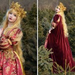 Talented 18 Year Old Girl Sews Stunning Dresses That Look Straight Out Of A Disney Movie