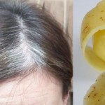 GET RID OF THE GRAY HAIR: You Will Need Only 1 Ingredient