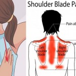 How To Tell If The Pain Between Your Shoulder Blades Is A Warning Sign Of Cancer