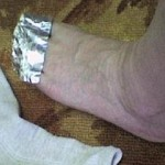 Scientist Explains What Will Happen If You Wrap Your Feet With Aluminum Foil