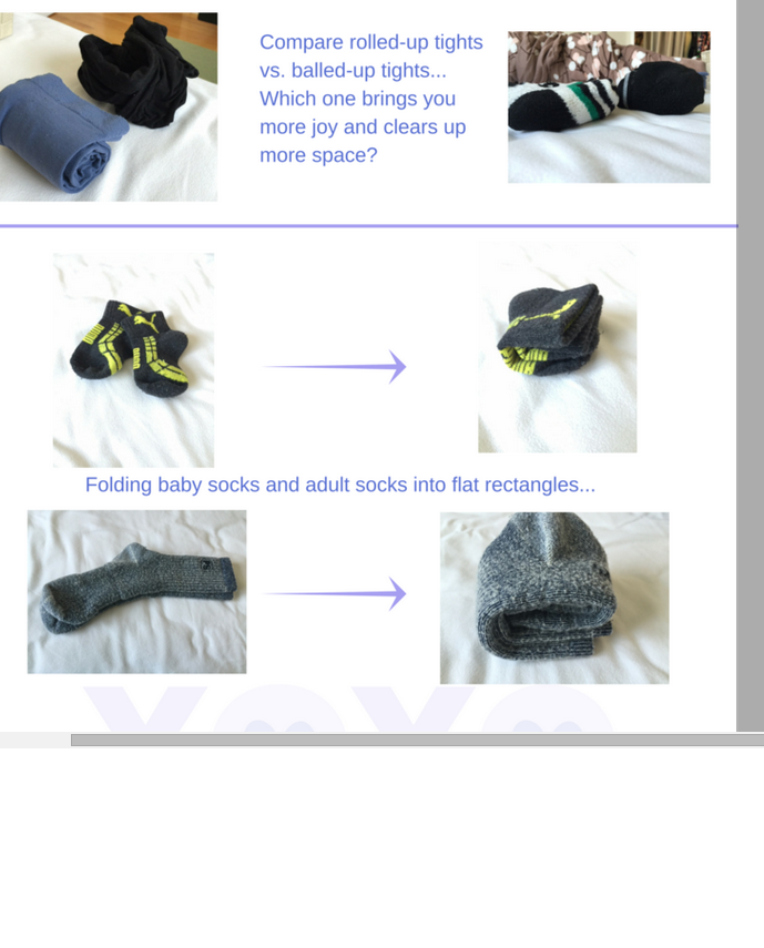 This is how we fold our socks the best methods for folding socks KonMari . Busy mama guide for mamas in need of some zen in the home — Phil and Mama
