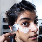 She Rubs Baking Soda On Her Cheeks With A Spoon 3x Per Week For A Month. The End Result? STUNNING