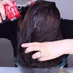 She Pours Bottle of Coke over Her Hair, You Must See The Results After That