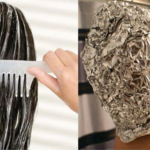 Apply Aluminum Foil And This Mixture Before Washing Your Hair