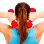 Eliminate Back Fat and Underarm Flab with 4 Quick Exercises