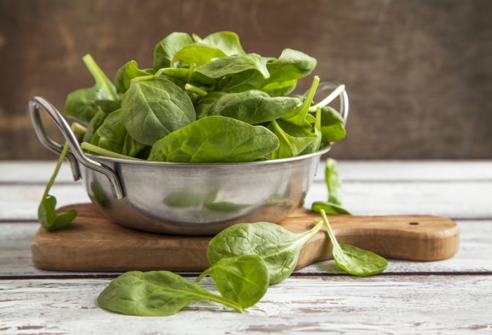 Fat-Burning-Foods-Spinach