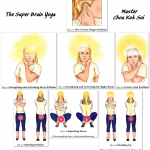 Superbrain Yoga….If You Cross Your Arms And Pull On Your Ears In This Way, Here's What Happens