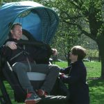 Giant Strollers For Adults Let Parents Test Drive Before Buying