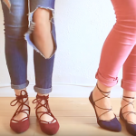 These Shoes Cost $178 At Anthropologie, But She Made Them For Less Than $15